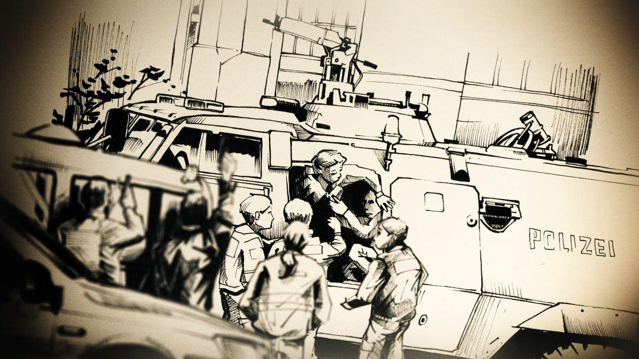 Verletzte Seelen_Panzer